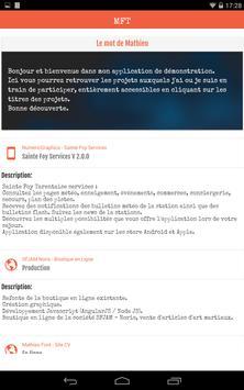 MFT Shell screenshot 1