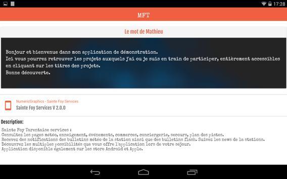 MFT Shell screenshot 4