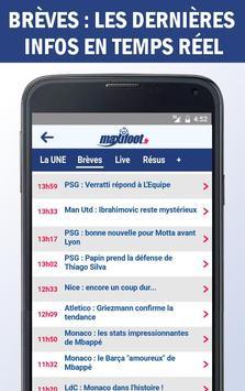 Mercato foot par Maxifoot capture d'écran 2