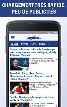 Mercato foot par Maxifoot capture d'écran 6