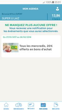 Mon Magasin U : Promos et CARTE U apk screenshot