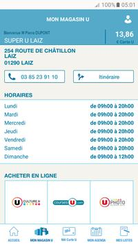 Mon Magasin U : Promos et CARTE U apk screenshot