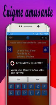 Devinettes en Français screenshot 4