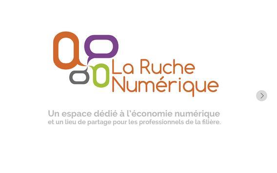 La Ruche Numérique poster