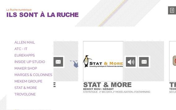 La Ruche Numérique screenshot 1