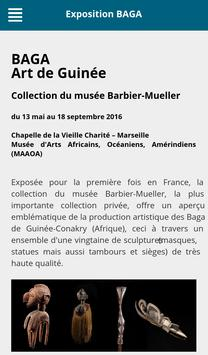 Expo BAGA - Marseille screenshot 1