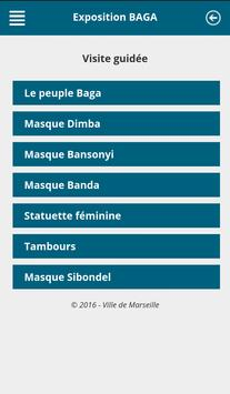 Expo BAGA - Marseille screenshot 3