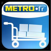 METRO.fr icon