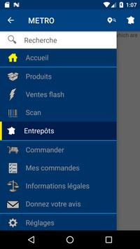 METRO.fr apk screenshot