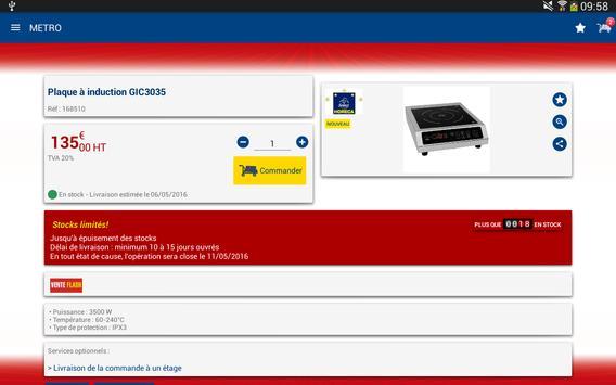METRO.fr apk screenshot