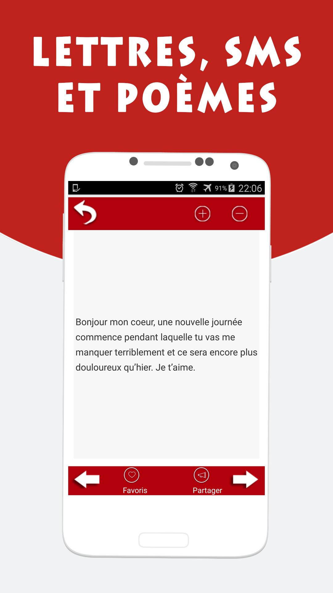 Messages Damour Et Poèmes For Android Apk Download