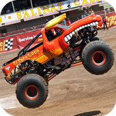 Incredible Monster Trucks icon