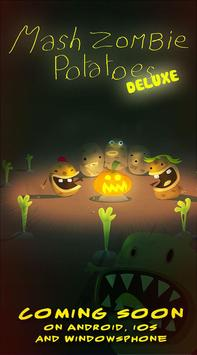 Mash Zombie Potatoes apk screenshot