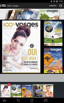 100% Vosges poster