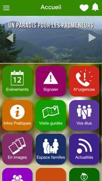 Eschbach-au-Val Application mobile de la commune poster