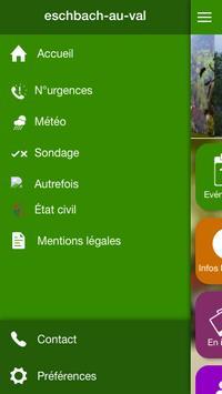 Eschbach-au-Val Application mobile de la commune screenshot 1