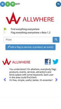 Allwhere apk screenshot