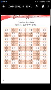Super Resolver Sudoku Free apk screenshot