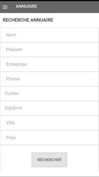 ESIPE Alumni apk screenshot