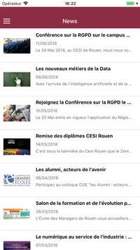 ISIPCA Alumni screenshot 1