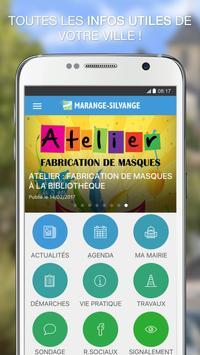 Ville de Marange-Silvange screenshot 1