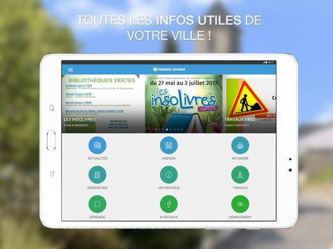 Ville de Marange-Silvange screenshot 9