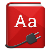 Offline dictionaries icon