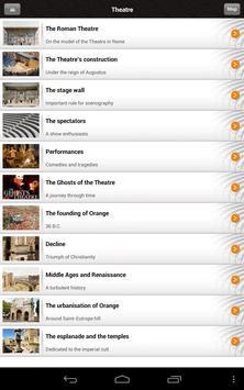 Theater and Museum of Orange apk screenshot