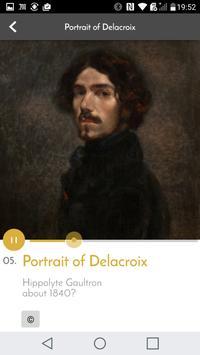 Musée Eugène Delacroix apk screenshot