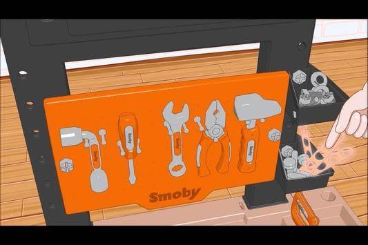 Smoby Bricolo Français poster