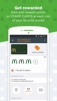 FidMe Loyalty Cards & Deals at Grocery Supermarket apk screenshot