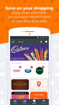 FidMe Loyalty Cards & Deals at Grocery Supermarket apk screenshot