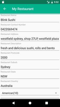 SnapUp Merchant screenshot 2