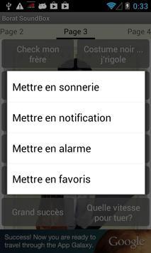 Borat soundbox apk screenshot