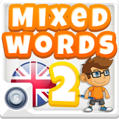 Mixed Words English 2 icon