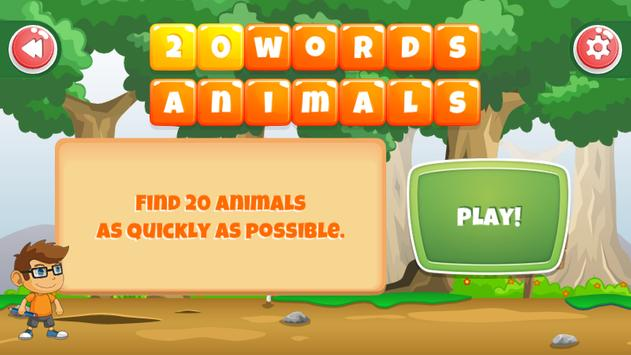 Mixed Words English 2 apk screenshot