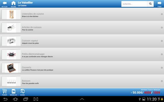 Open Order Prise de commande screenshot 5