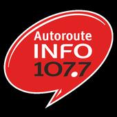 Autoroute INFO icon