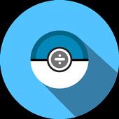 IV calculator for Pokemon Go icon