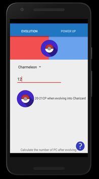 IV calculator for Pokemon Go apk screenshot