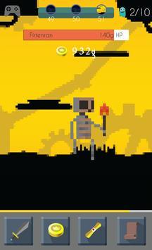 Pixel RPG Clicker apk screenshot