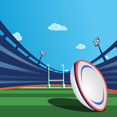 Rugby World Cup Clicker icon