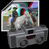 Stereoscope icon
