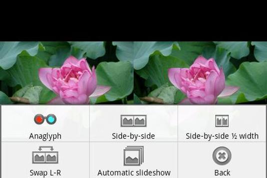 Stereoscope apk screenshot