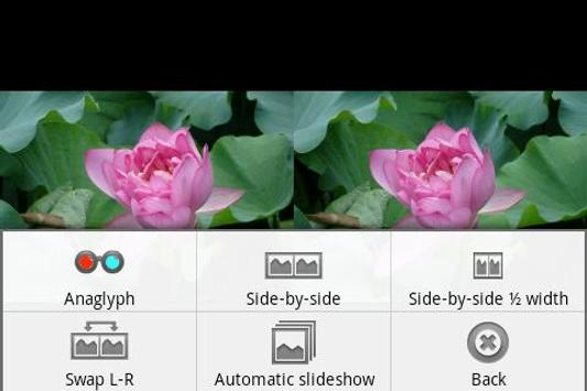 Stereoscope apk screenshot
