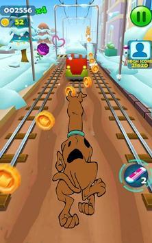 subway scooby doo games screenshot 4