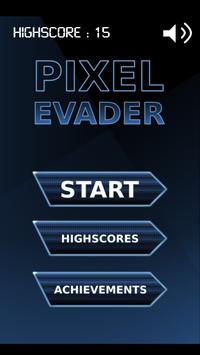 Pixel Evader poster