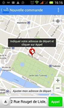 ParisTaxi screenshot 2