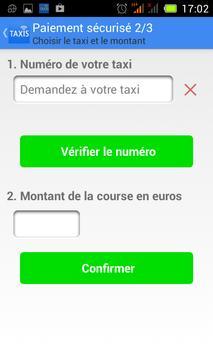ParisTaxi apk screenshot