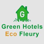 Green Hotels Fleury icon